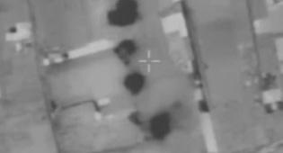 עשרות מטוסים, 140 תקיפות ברצועה. צפו