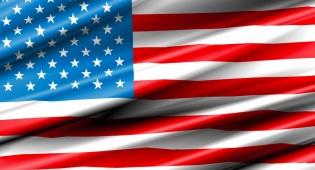 """דגל ארה""""ב - ארה""""ב צמחה ברבעון הרביעי של 2013 בקצב שנתי של 2.6%"""