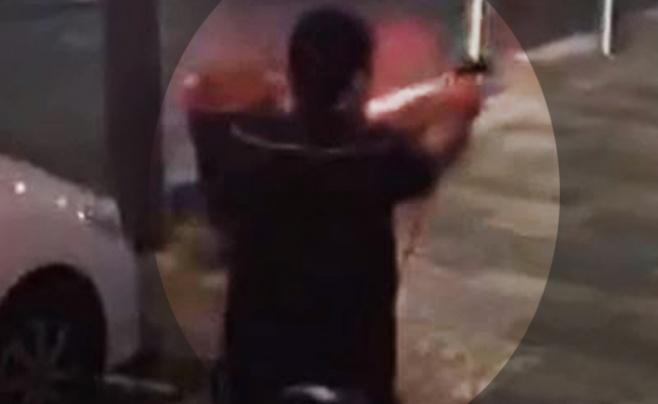 צפו בתיעוד: נטרול המחבל בפיגוע בתל אביב