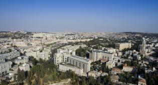מרכז העיר ירושלים - כך ניר ברקת חילק את ירושלים • המסמך