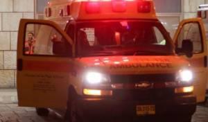 ירושלים: פועל חרדי נפל מגובה ונפצע בינוני