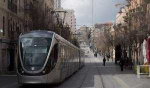 רחובות ירושלים כמעט ריקים מאדם