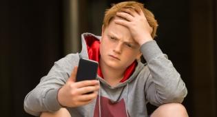 מפתיע: צפייה במסכים אינה גורמת לדיכאון