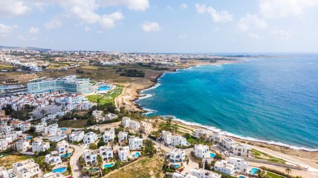 העיר פאפוס, בקפריסין