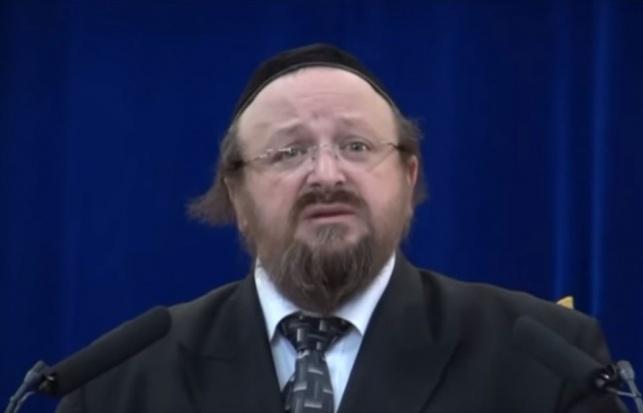 הגאון הרב יונתן אברהם