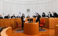 """השופטים על ממשלת נתניהו: """"כשל מוסרי"""""""