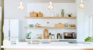 6 טריקים לסידור המטבח ותמונות להמחשה
