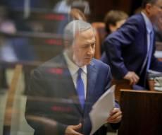 ראש הממשלה במליאת הכנסת, הערב