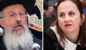 """הגר""""א יוסף ודינה זילבר"""
