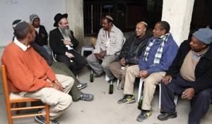 חברים בקהילת 'ביתא ישראל', אילוסטרציה