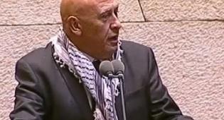 גטאס על בימת הכנסת