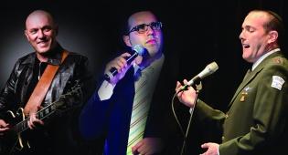 """יעקב שוואקי  במופע 'שיר לחיילים' מארח את שלומי שבת ואמנים נוספים היכל נוקיה (יד אליהו) ת""""א"""