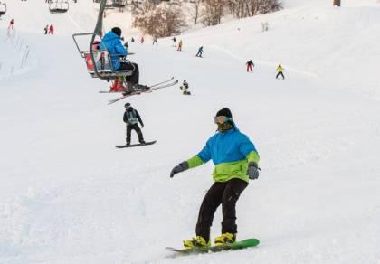 החרמון סגור למבקרים, שלג השבוע בגוש עציון