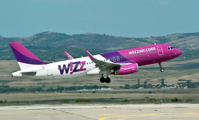 חברת תעופה וויז Wizz