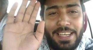וידאו: התוקפים בדרך לפיגוע הרצחני באיראן