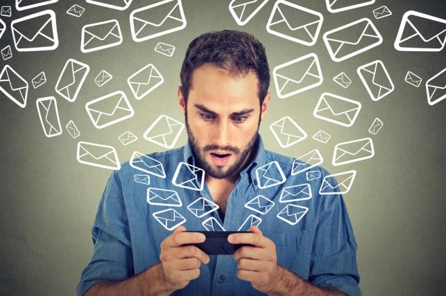 ספאם סלולרי SMS הודעות