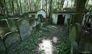 בית קברות בפולין