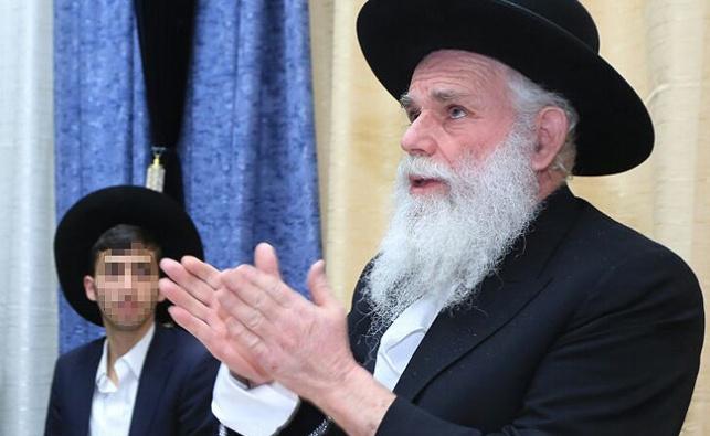 """הרב מרדכי אדר""""ת"""