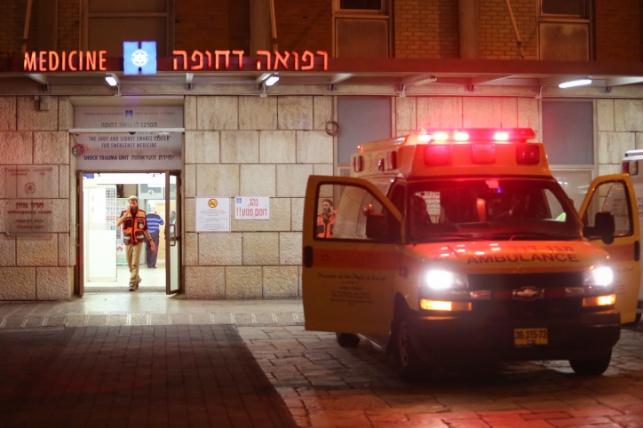 """ב""""ב: ילד בן 11 נפצע קשה בתאונה"""