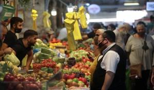 ערב ראש השנה בשוק מחנה יהודה • גלריה