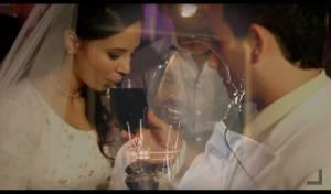 אודי דוידי בקליפ שיתוף החתונות הראשון בישראל