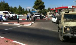 כוחות הביטחון במחסום, הצהריים