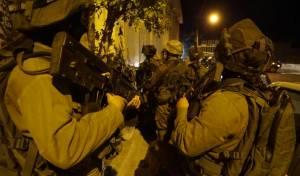 פלסטיני ירה באקדח לא חוקי ליד כפרו ונעצר