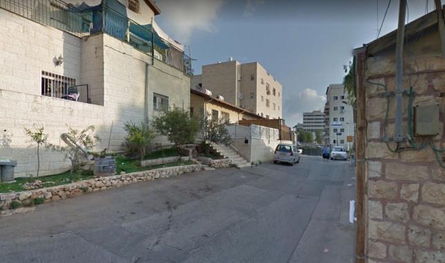 רחוב קורדובירו בגבעת שאול