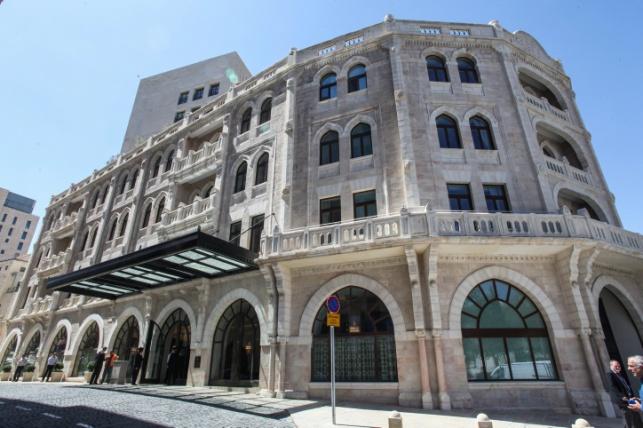 מלון וולדורף אסטוריה ירושלים - 'וולדורף אסטוריה' נמכר ב-600 מיליון שקל