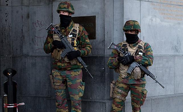 אבטחה בבריסל