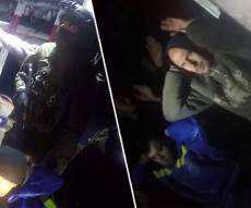 מעצר החשודים - פעילי הג'יאהד האסלאמי תכננו פיגוע על ספינת חיל הים