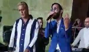 צפו: קובי פרץ ובן סנוף ב'סליחות' בחברון