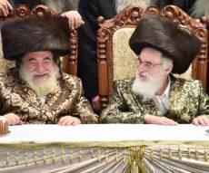 """האדמו""""רים מוזיניץ' - האדמו""""רים מוזיניץ': """"כלל ישראל איבד מלך"""""""