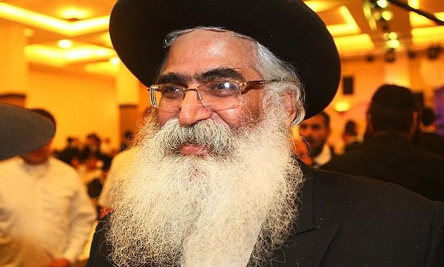 הרב אברג'ל