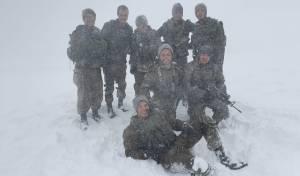 סיור מצולם: עם החיילים בשלג - מהחרמון לגוש עציון