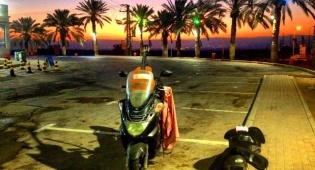 האופנוע המיותם