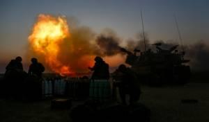 תיעוד מיוחד: פעילות חיל התותחנים
