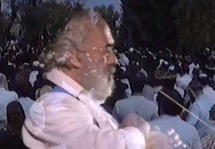 זלמן שטוב במסע אחר דמותו של ר' שלמה