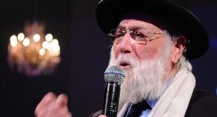 הרב דוד משאש (צילום: ישראל ברדוגו)