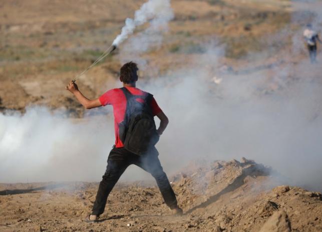 מתיחות: פעיל חמאס נורה למוות בגבול עזה