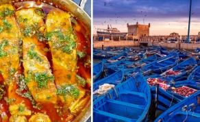דג חריף מבושל וקציצות דגים מרוקאיות