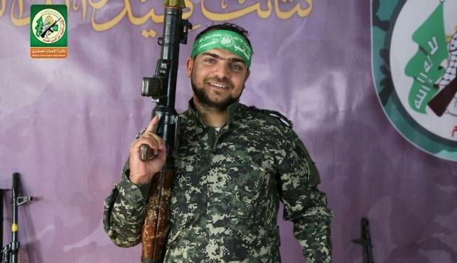 מחבל מתאבד הרג מפקד צבאי של החמאס