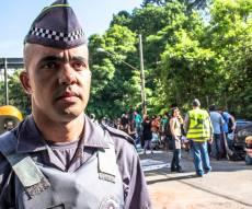 שוטר בברזיל