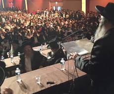 """האדמו""""ר מסאטמר זעק ליהודי צרפת: """"אל תעלו לישראל"""""""