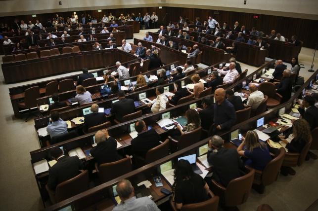 הממשלה הושבעה: 'נשמור על הביטחון, נחתור לשלום'