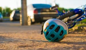 בן שבע חרדי התהפך עם אופניו ונפצע בינוני