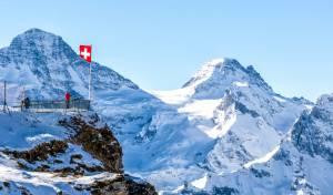 שוויץ: חלקי גופות יתגלו בשל נסיגת קרחונים