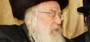 """האדמו""""ר הירושלמי נדבק ב'קורונה' ונפטר"""