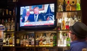 """ארכיון - """"צעד מנהיגותי"""": התגובות להחלטת טראמפ"""