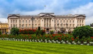 ארמון בקינגהאם בלונדון